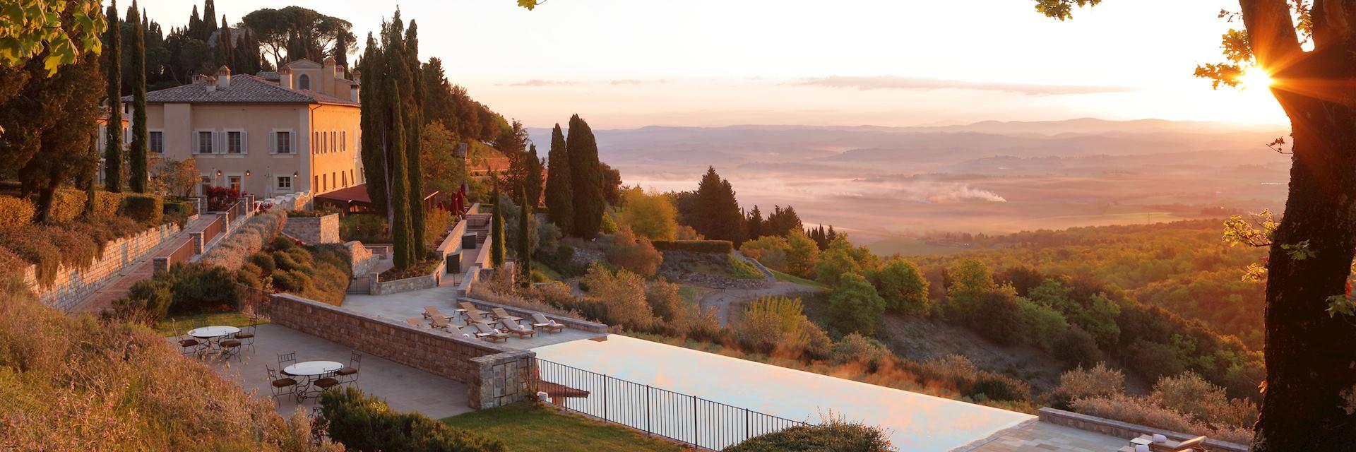Rosewood Castiglion del Bosco, Italy