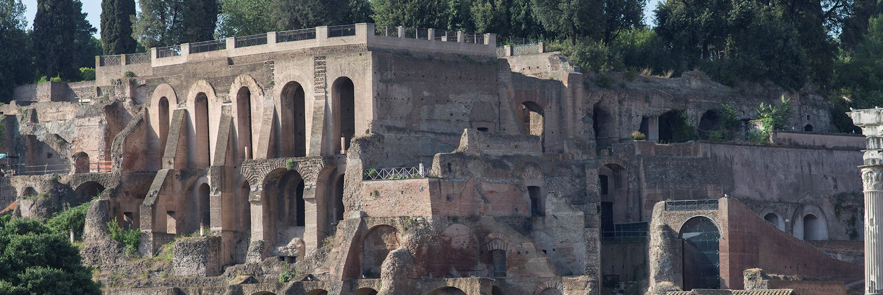 Ancient and Imperial Rome: Colosseum and Forum
