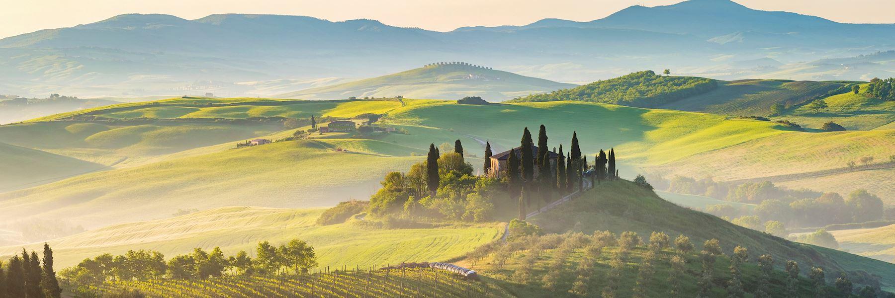 Tuscany holidays  2019 & 2020