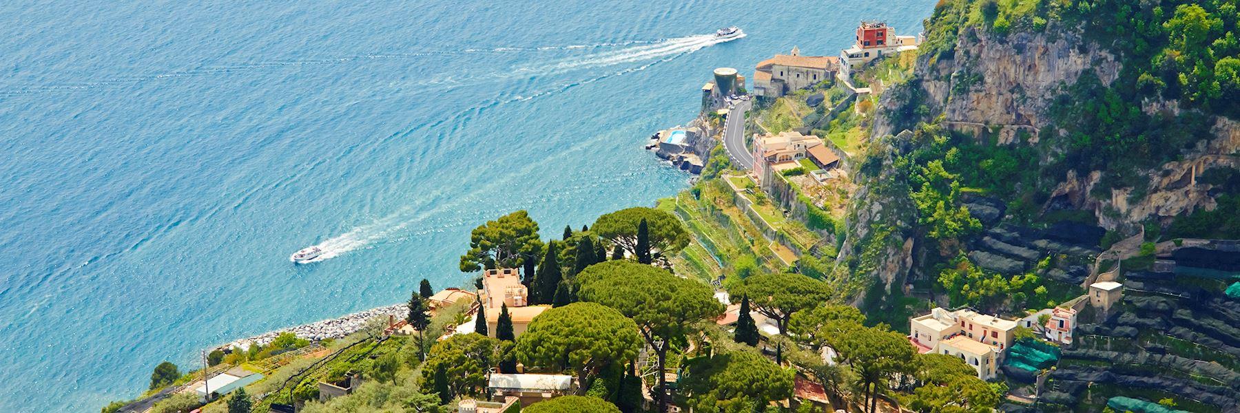 Amalfi Coast vacations