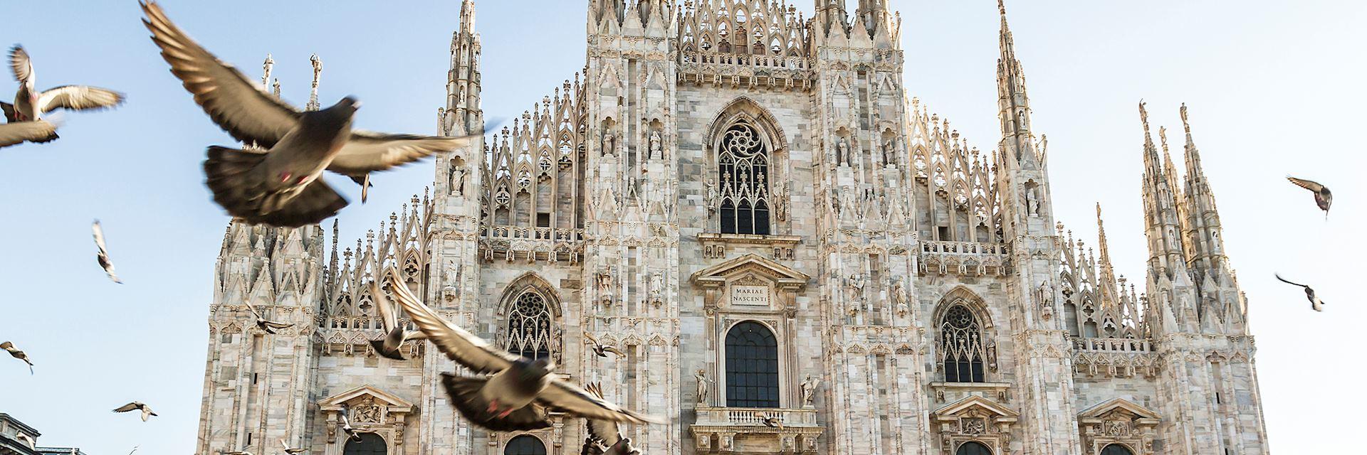 Duomo, Milan, Italy
