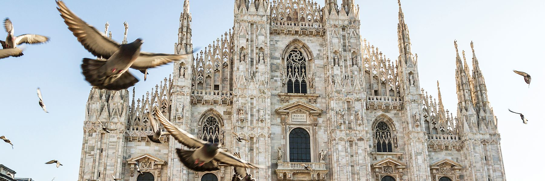 City tour of milan audley travel for Milan sites to see