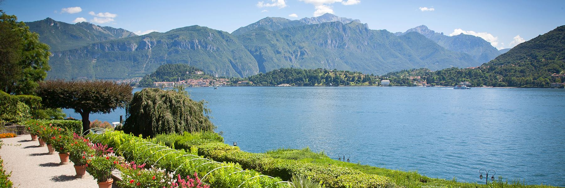 Italian Lakes holidays  2019 & 2020
