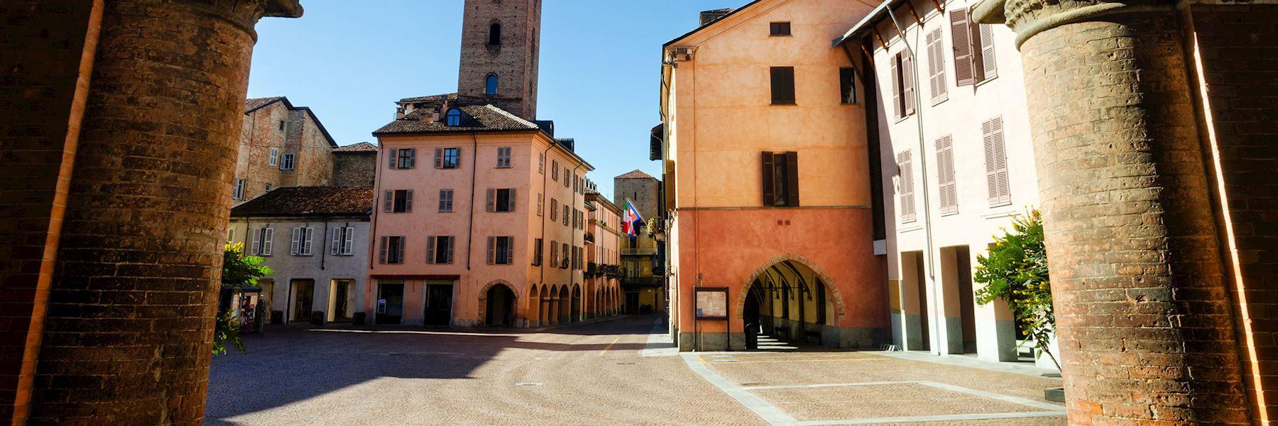 Visit Alba, Italy