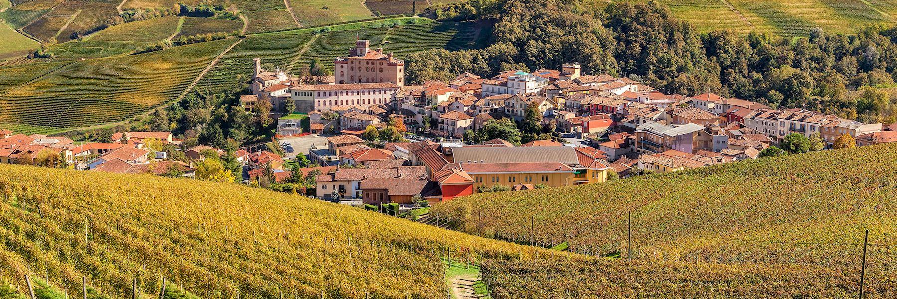 Visit Barolo, Italy