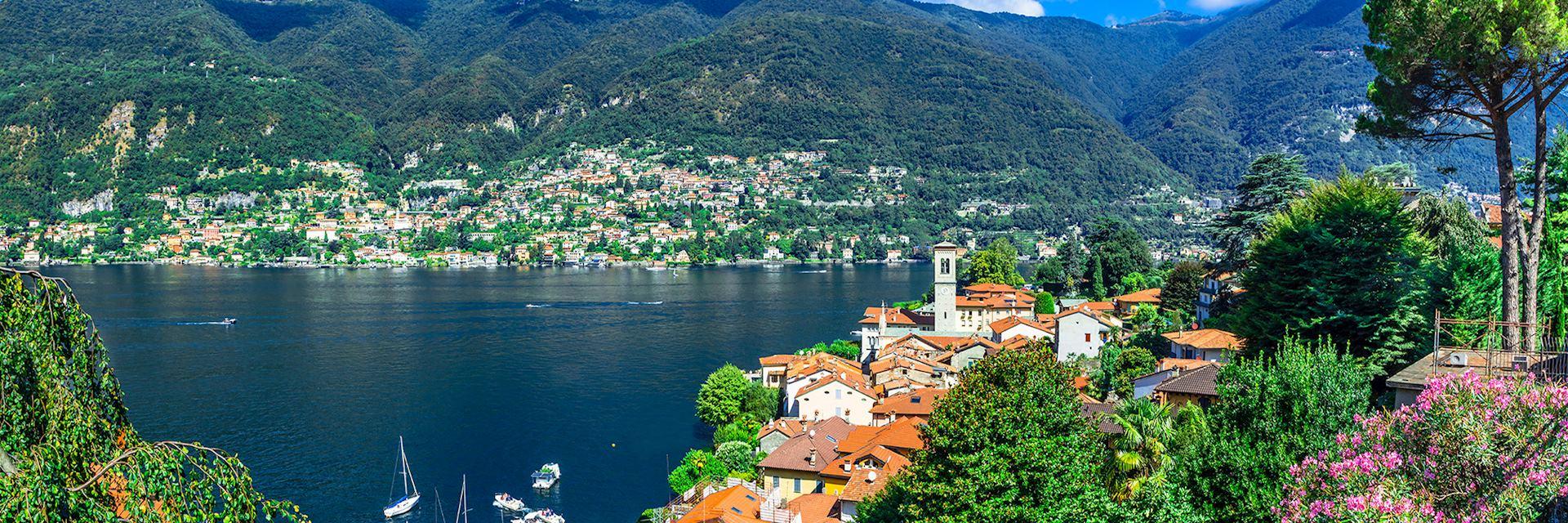 Blevio, Italy
