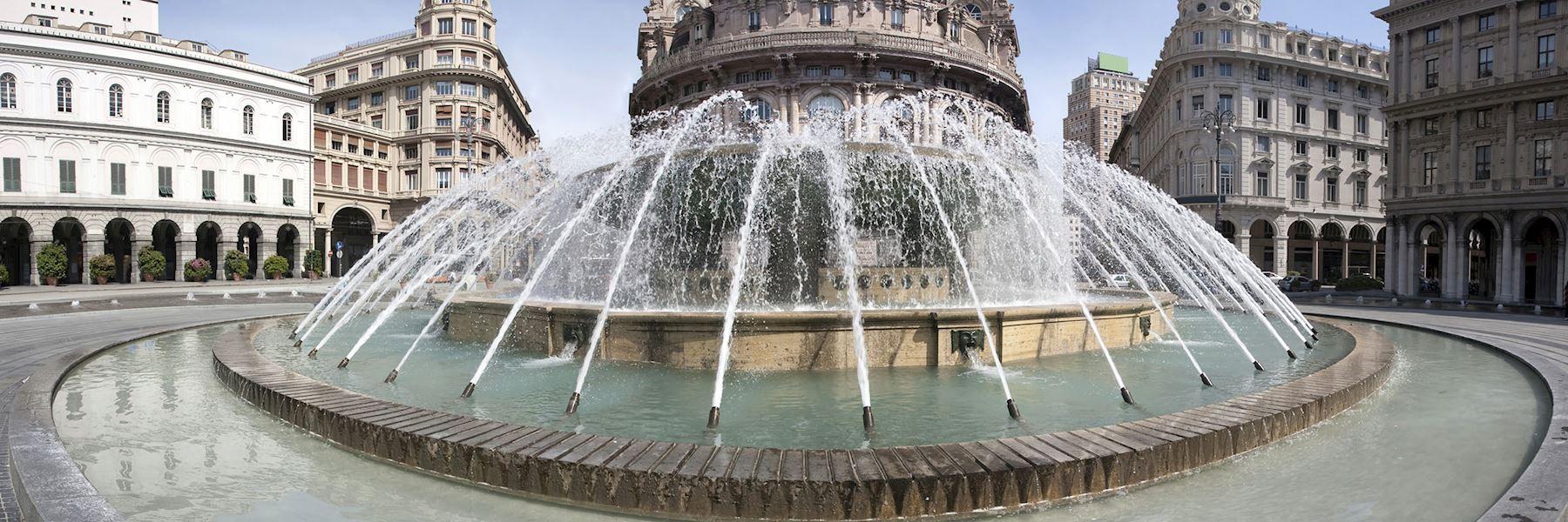 Visit Genoa, Italy