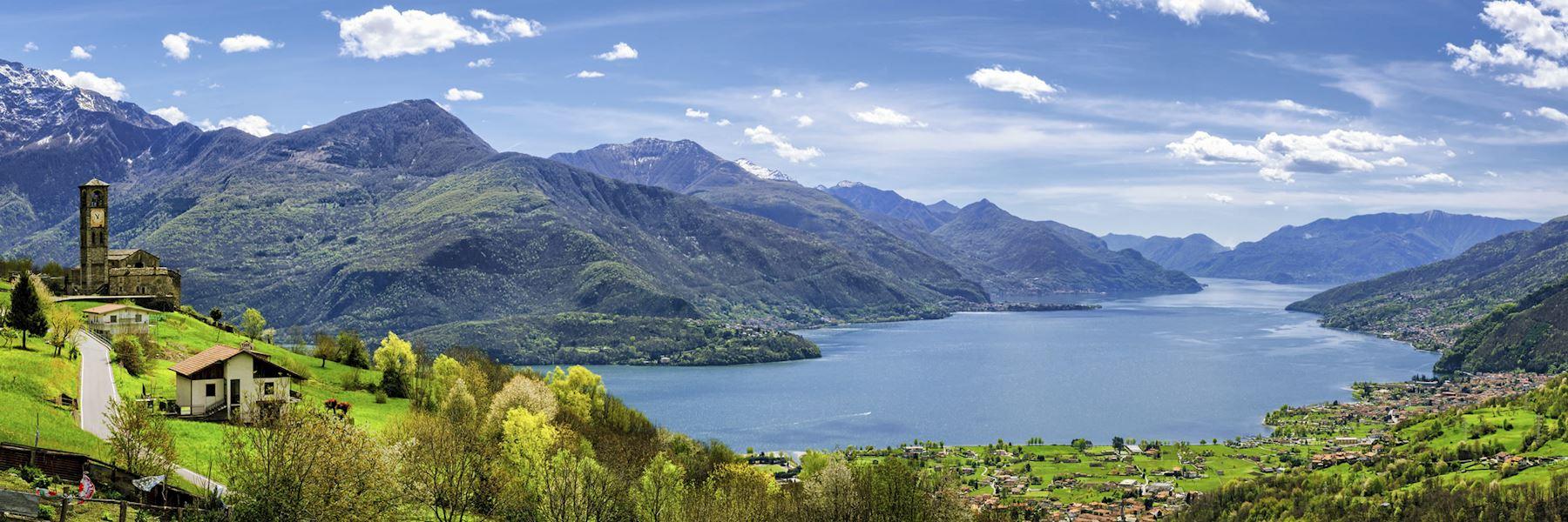 Italian Lakes holidays