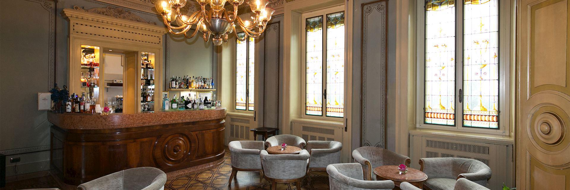 Villa Cortine Palace Hotel