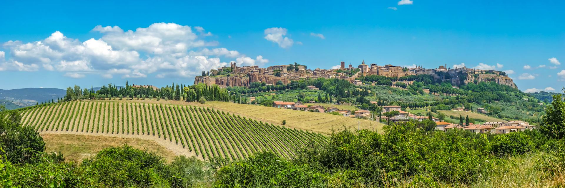 Orvieto scenery
