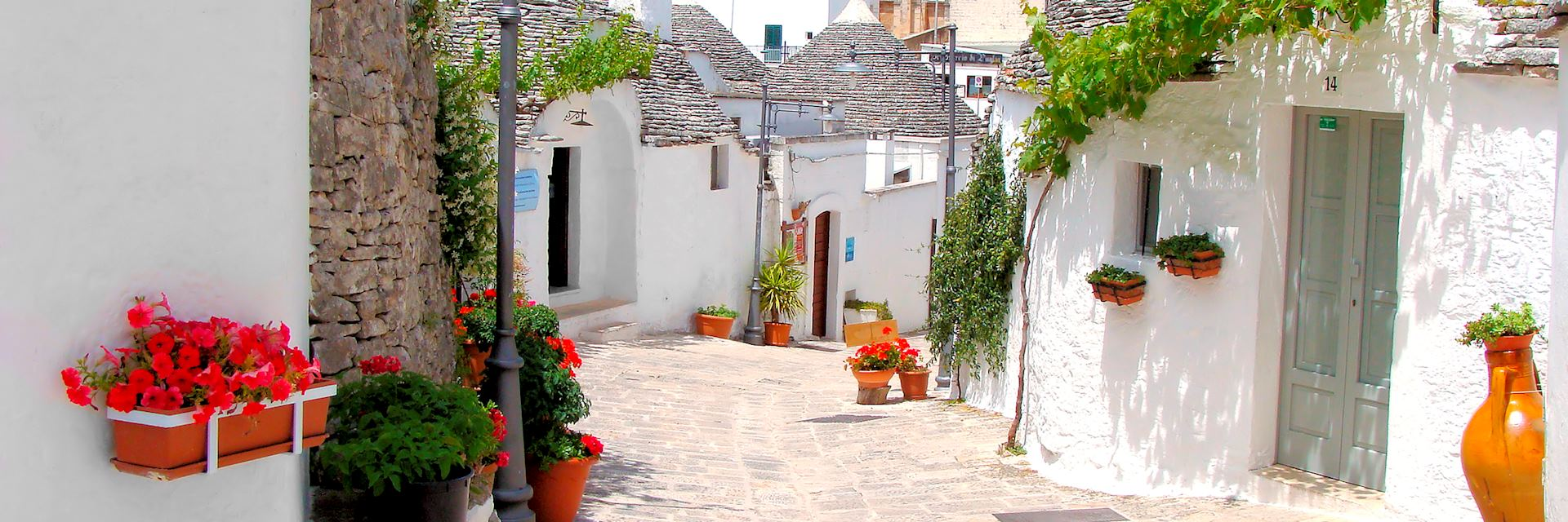 Street in Alberobello