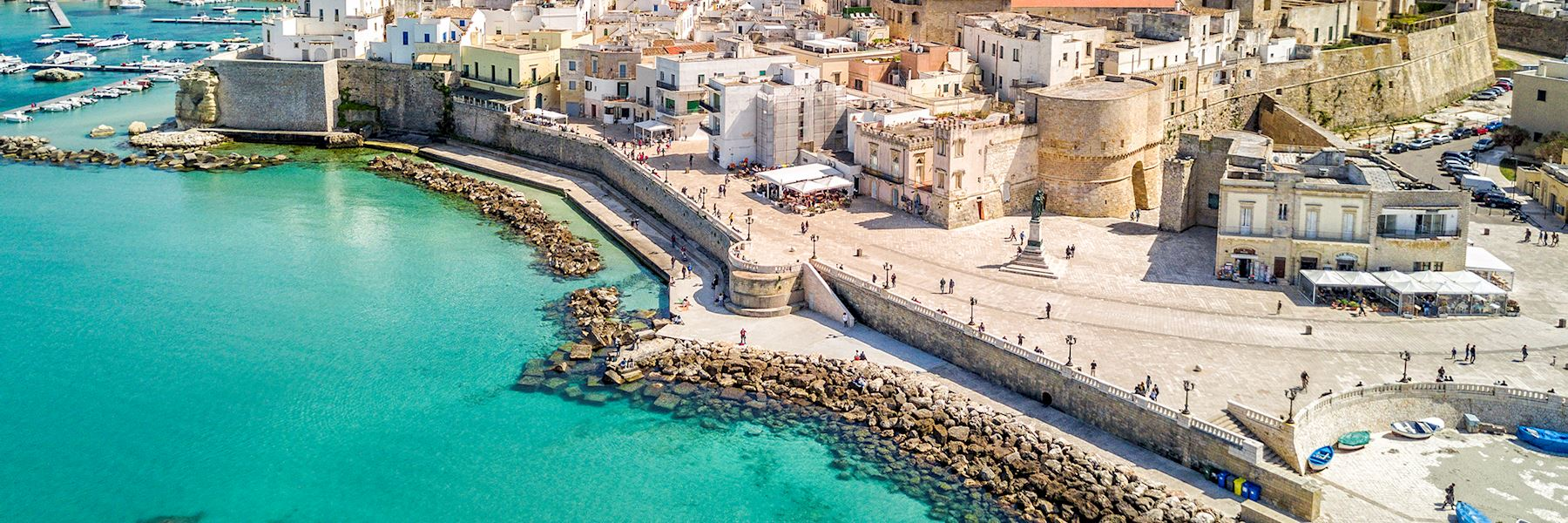Otranto Italy Map.Tailor Made Holidays To Otranto Audley Travel