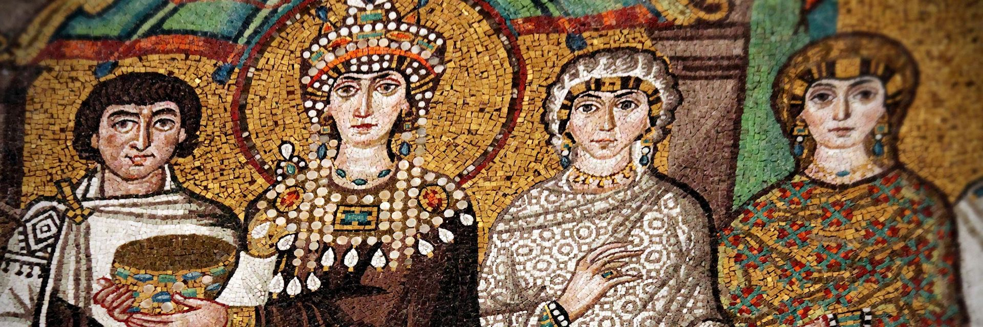Empress Theodora, Ravenna