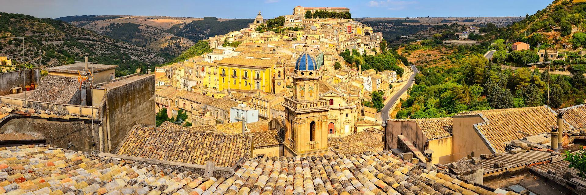 Ragusa in Sicily