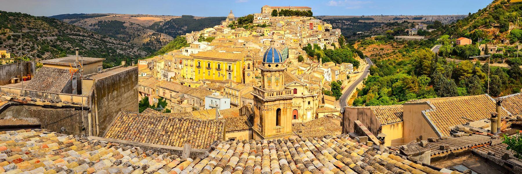Visit Ragusa, Modica & Noto, Italy