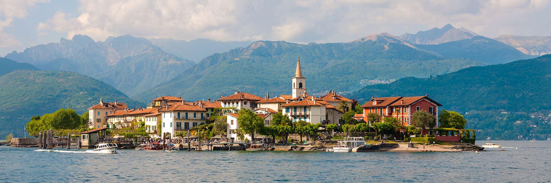 Lake Maggiore, Fishermen Island