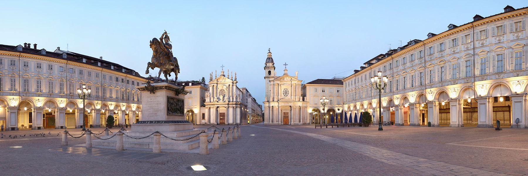 Visit Turin, Italy