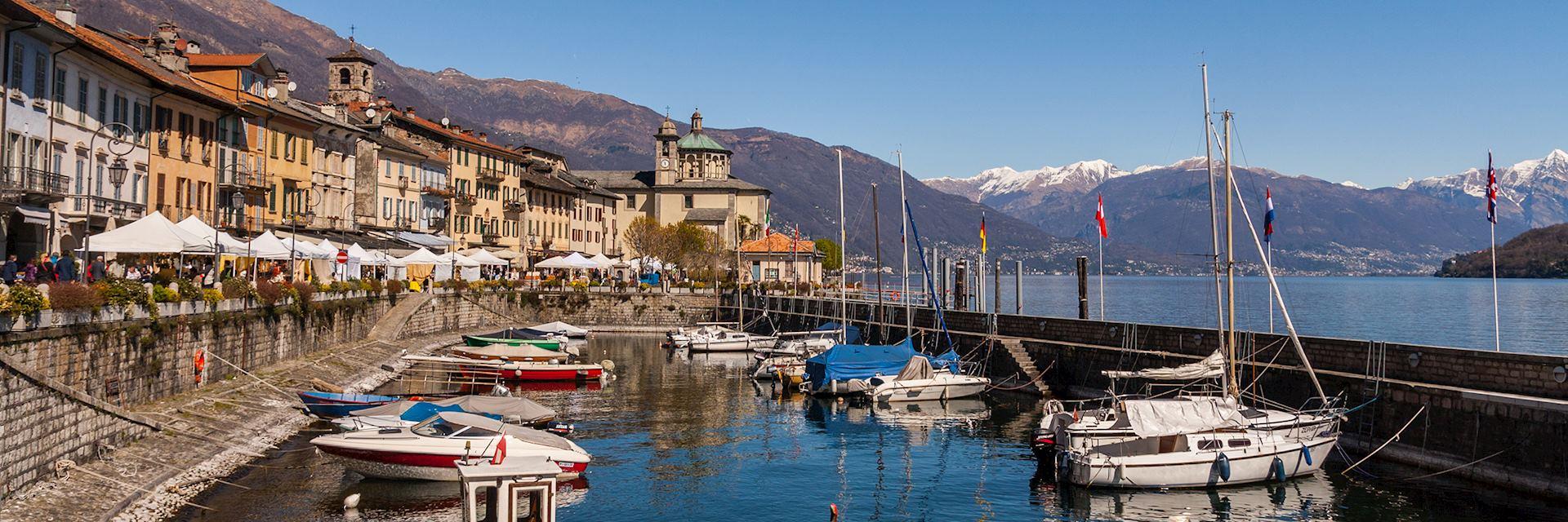 Cannero Riviera, Lago Maggiore, Verbania