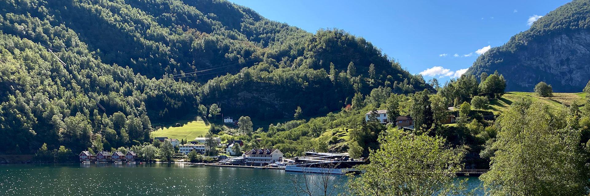 Flåmsbrygga, Norway