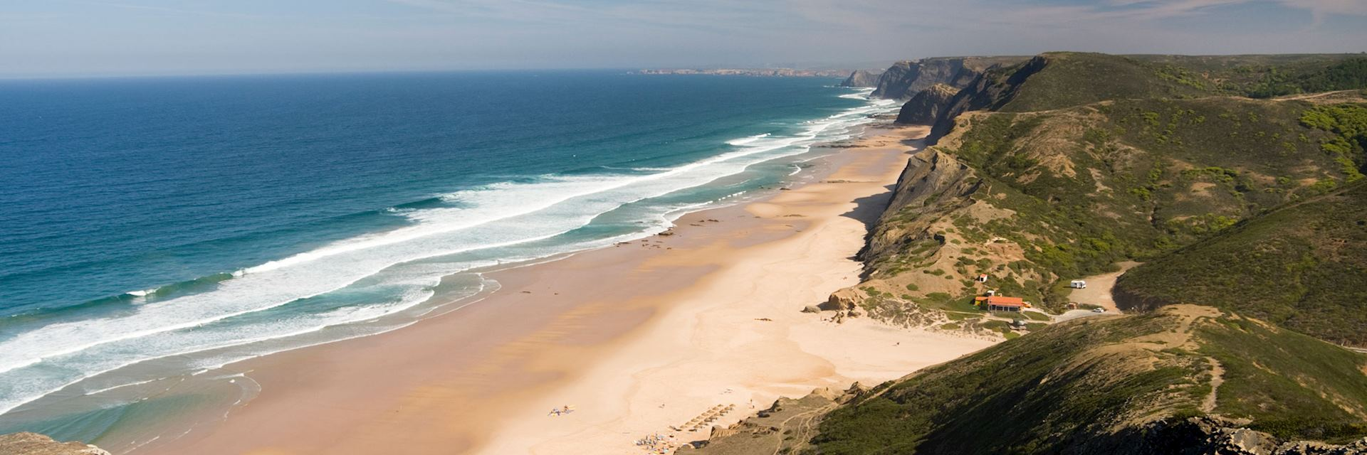 Praia do cordama on Portugal's Algarve coast