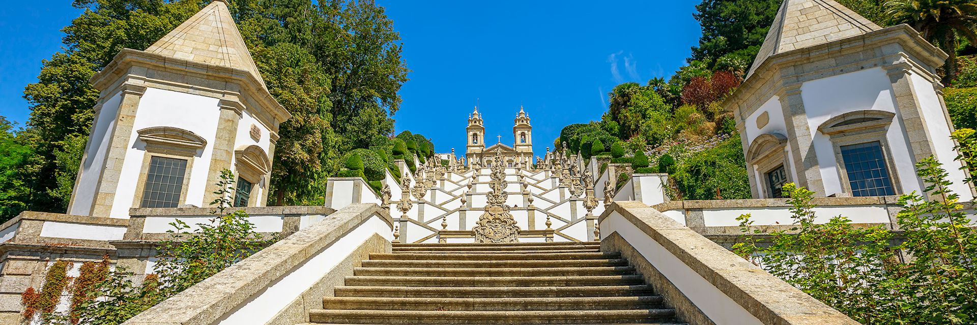 Staircase of Bom Jesus do Monte, Braga