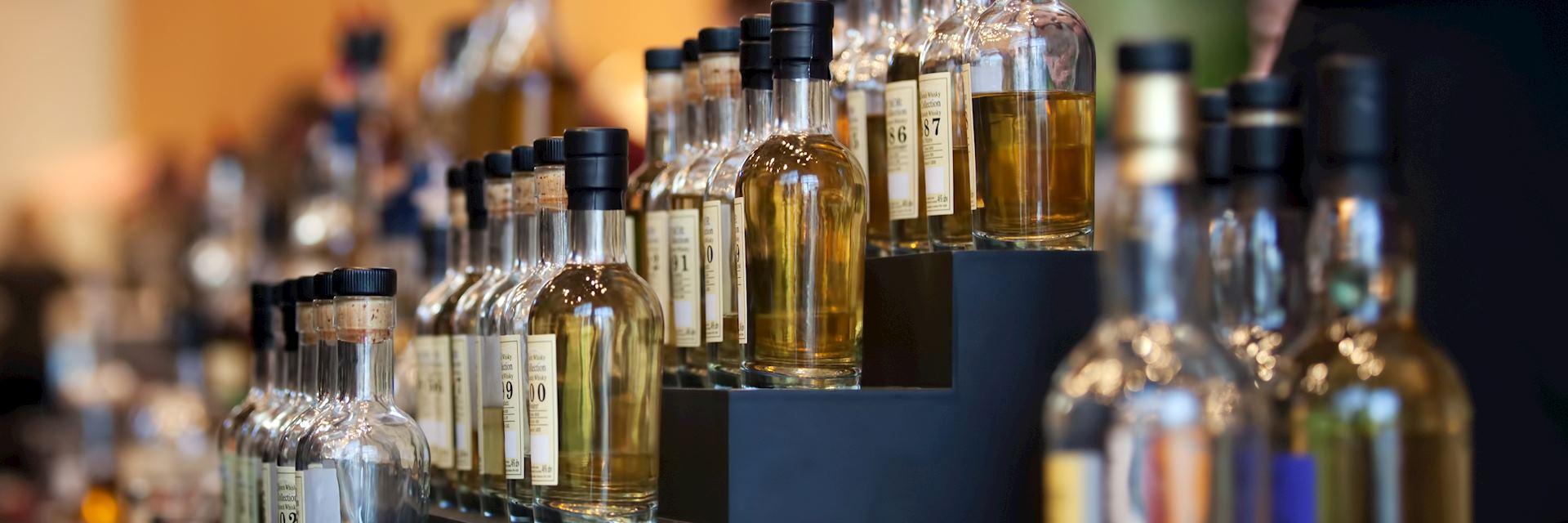 Whisky in Speyside