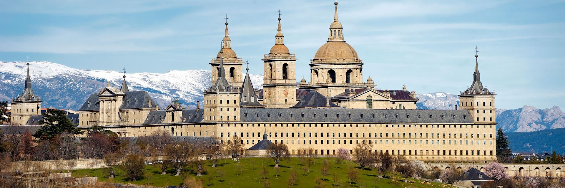 Palace in San Lorenzo de El Escorial