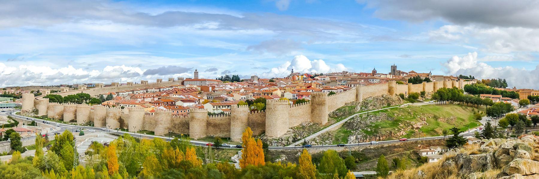 Visit Ávila, Spain