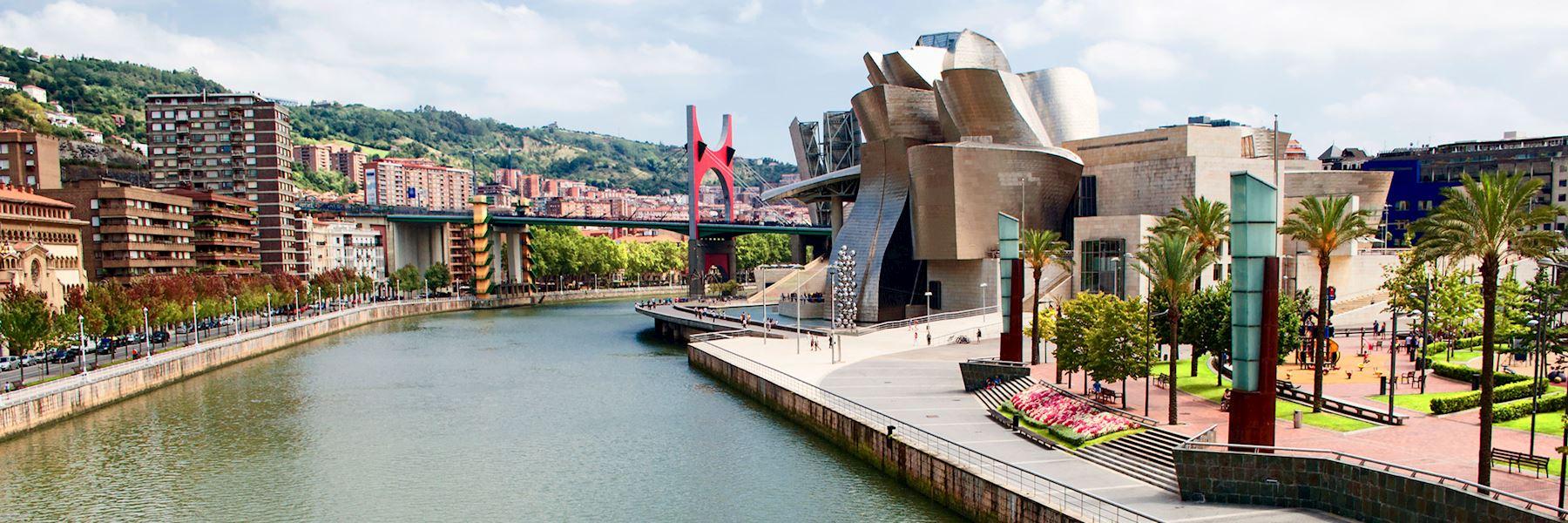 Visit Bilbao, Spain