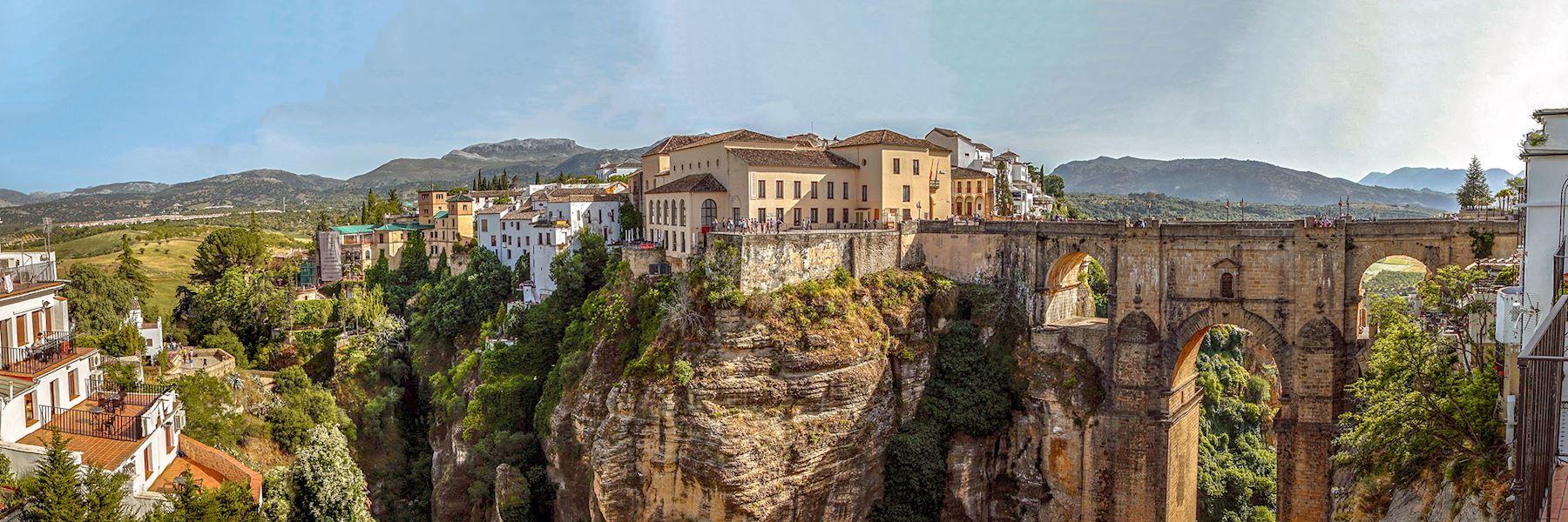 Visit Ronda, Spain