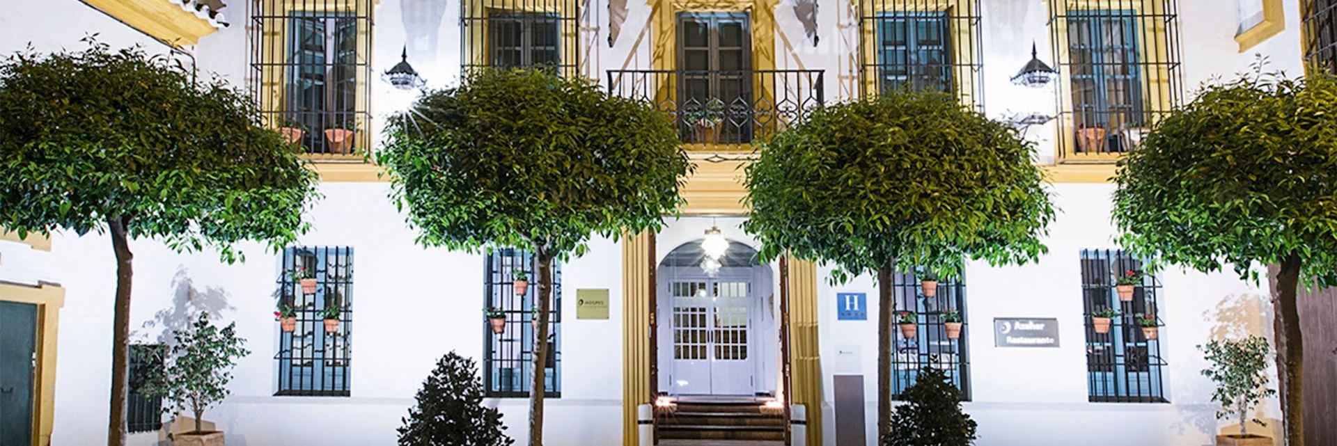Hospes Las Casas Del Rey De Baeza