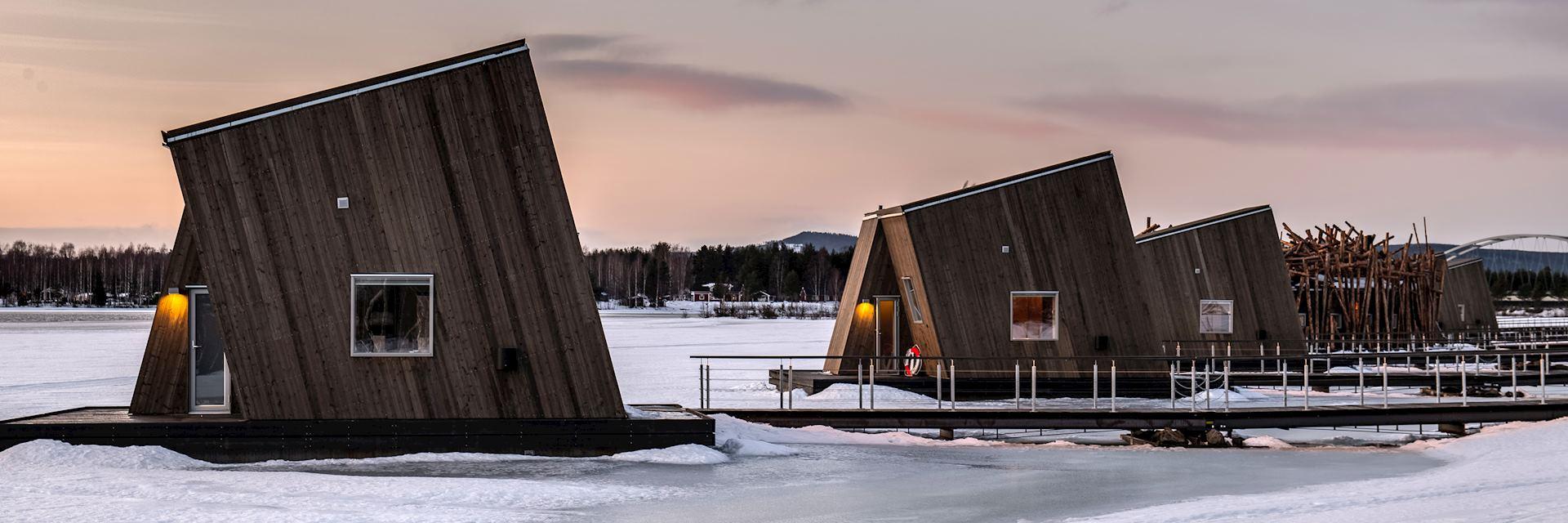 Arctic Bath, Sweden