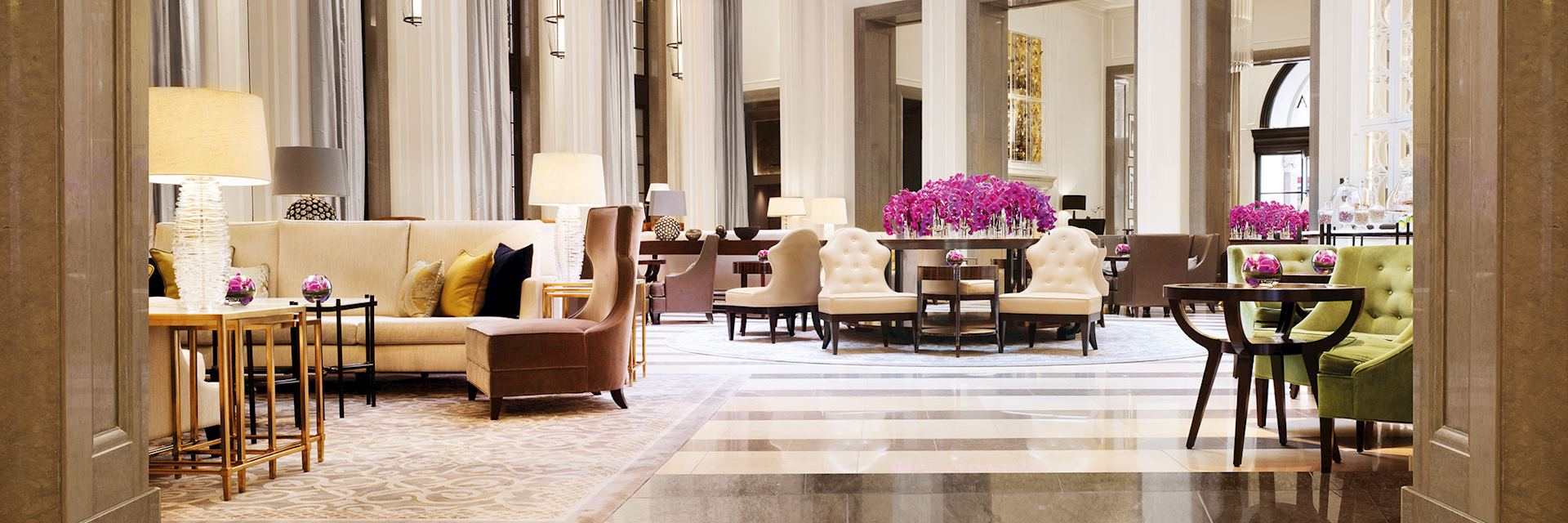 The Corinthia, London