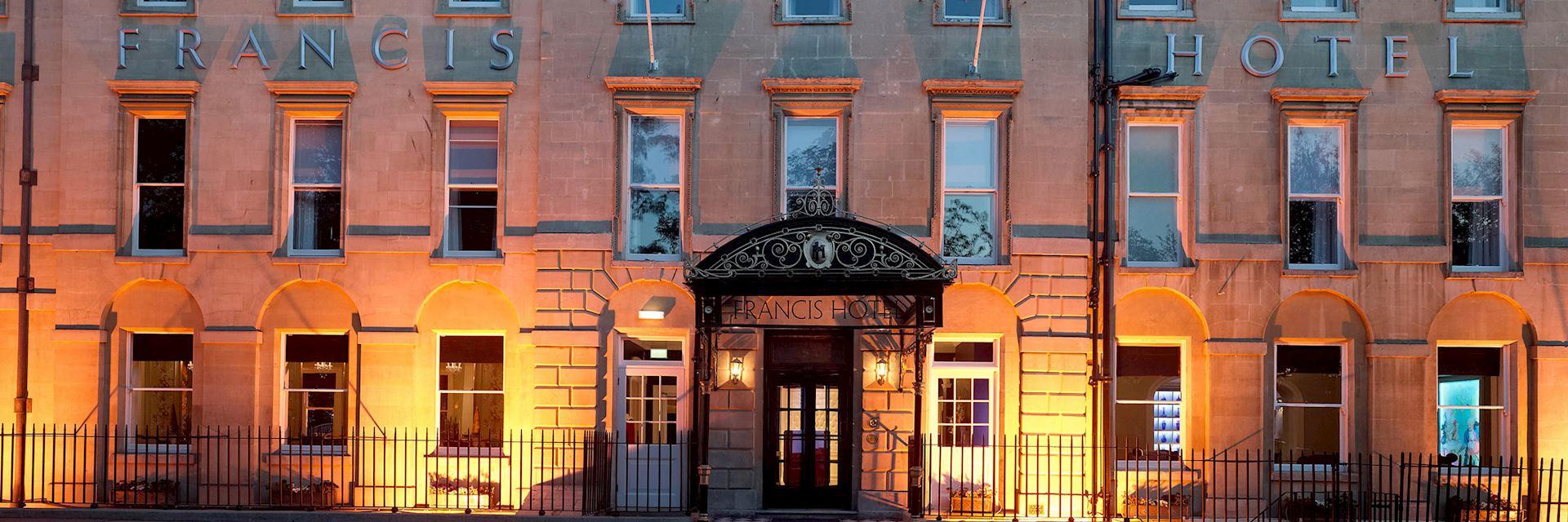 Francis Hotel, Bath