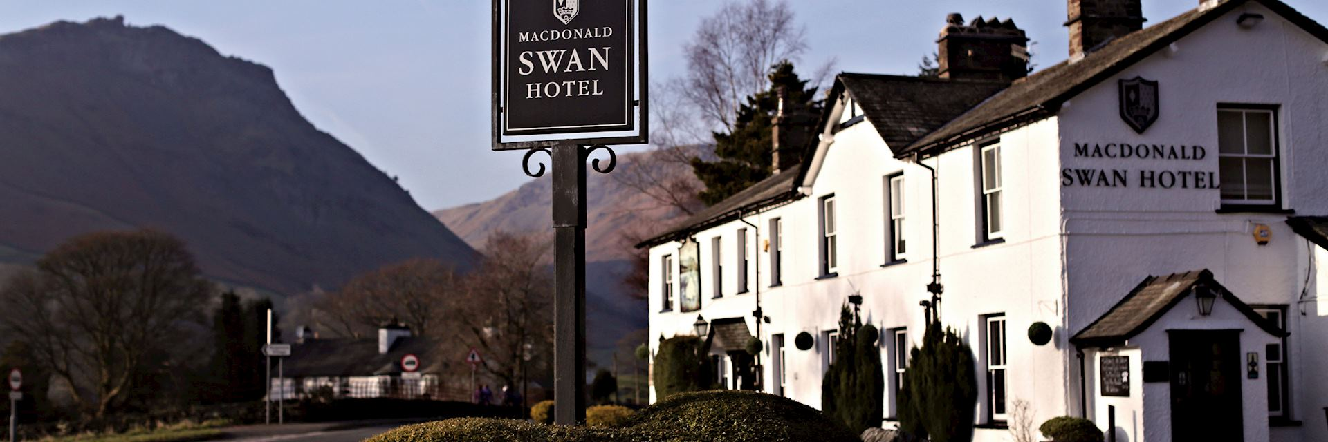 Macdonald Swan Hotel, the Lake District