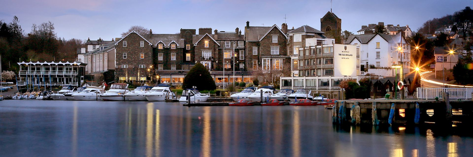 Macdonald Old England Hotel & Spa, the Lake District