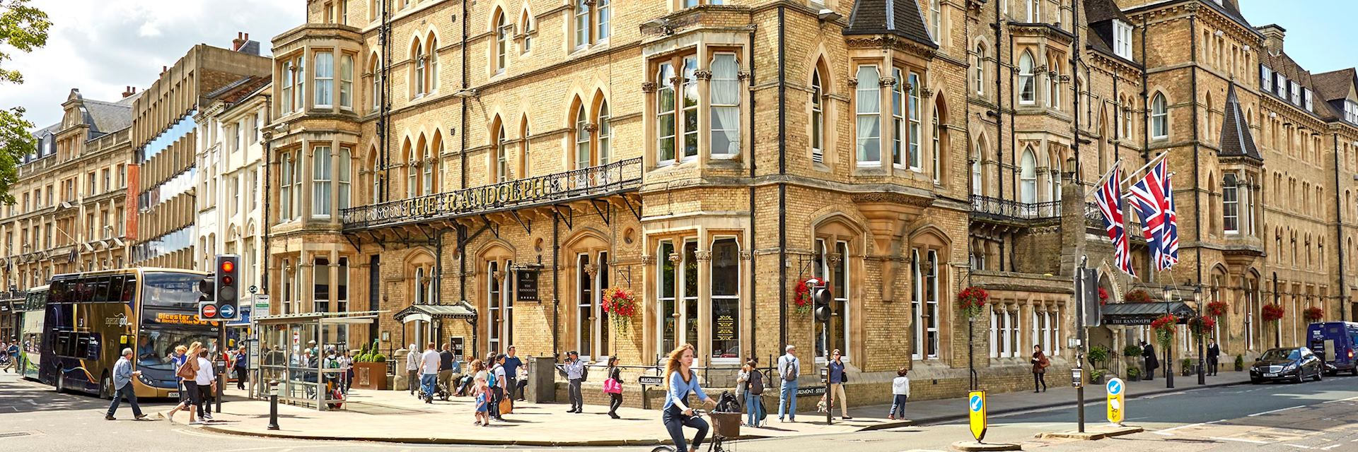 Macdonald Randolph Hotel, Oxford