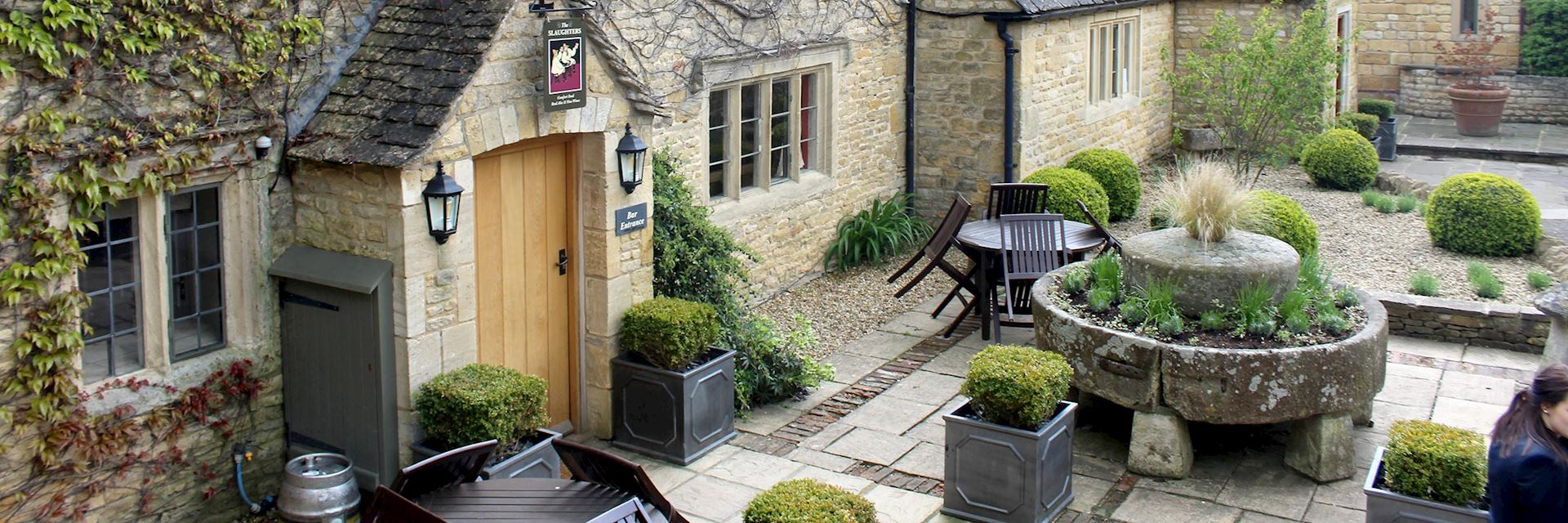 The Slaughters Country Inn, the Cotswolds