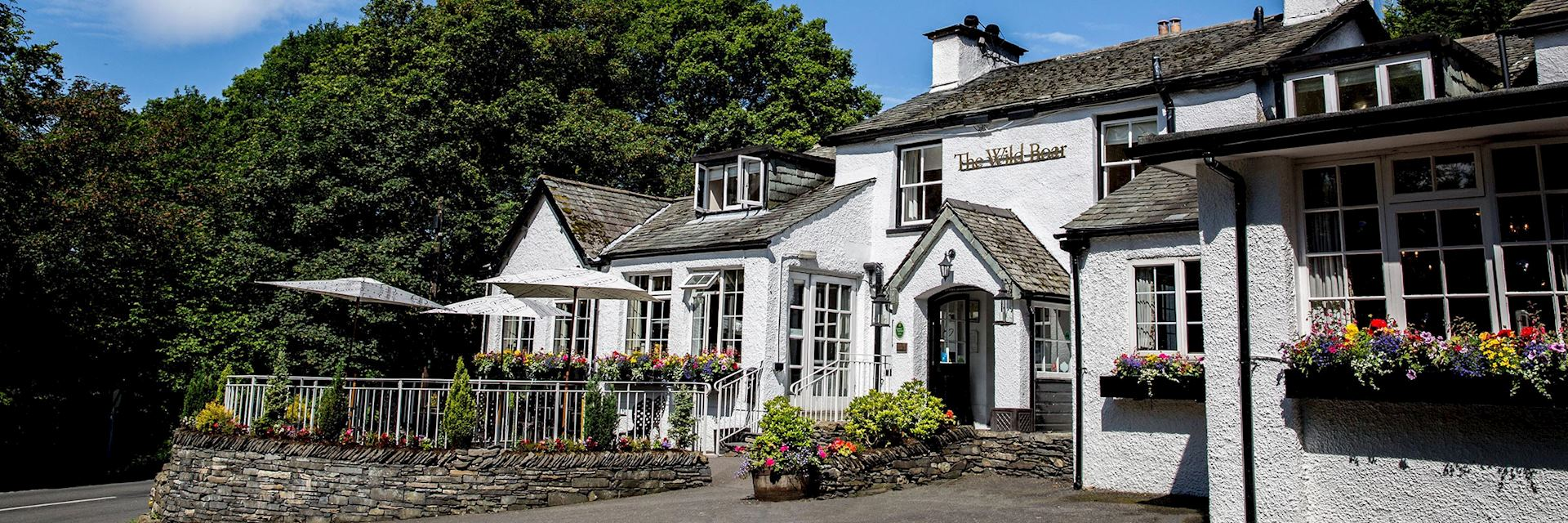 The Wild Boar, The Lake District