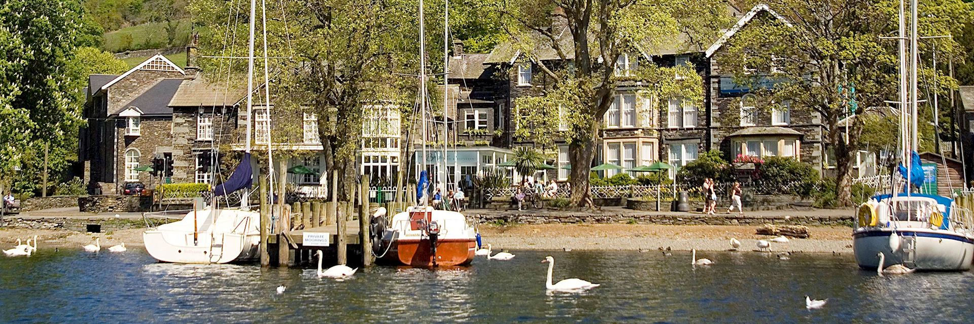 The Waterhead, The Lake District