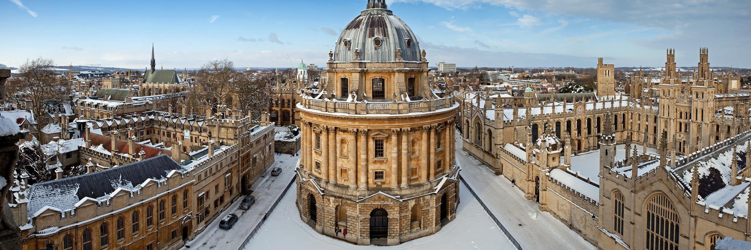 Visit Oxford, England