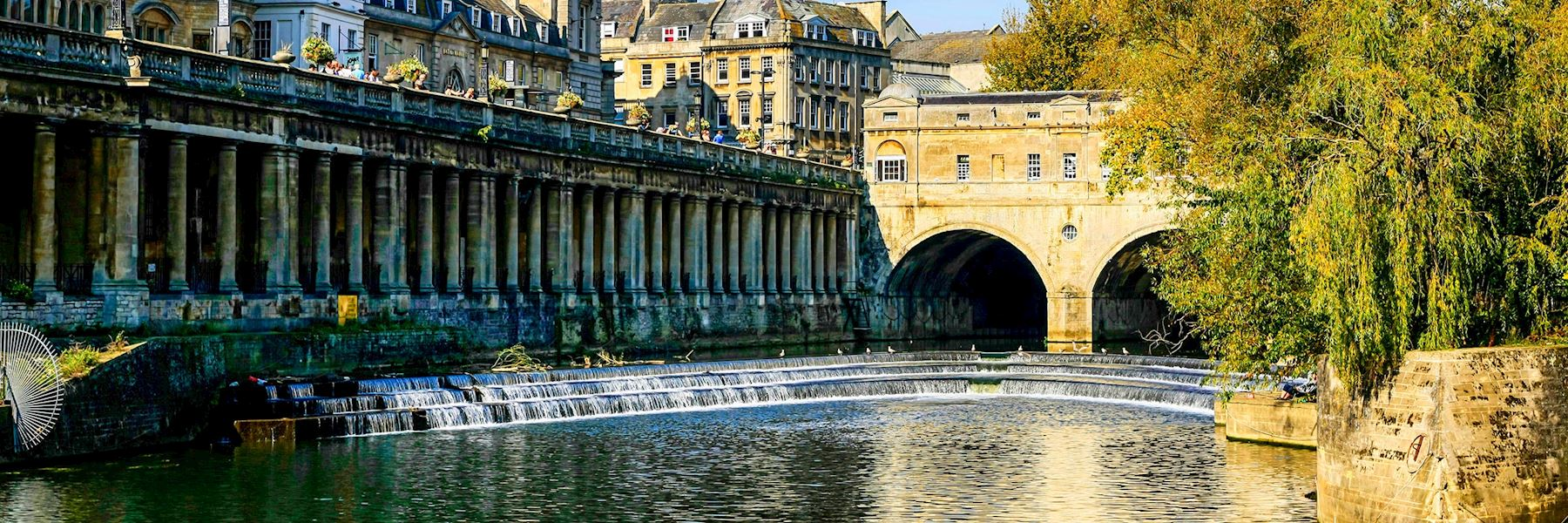 Tailor Made Vacations To Bath Audley Travel