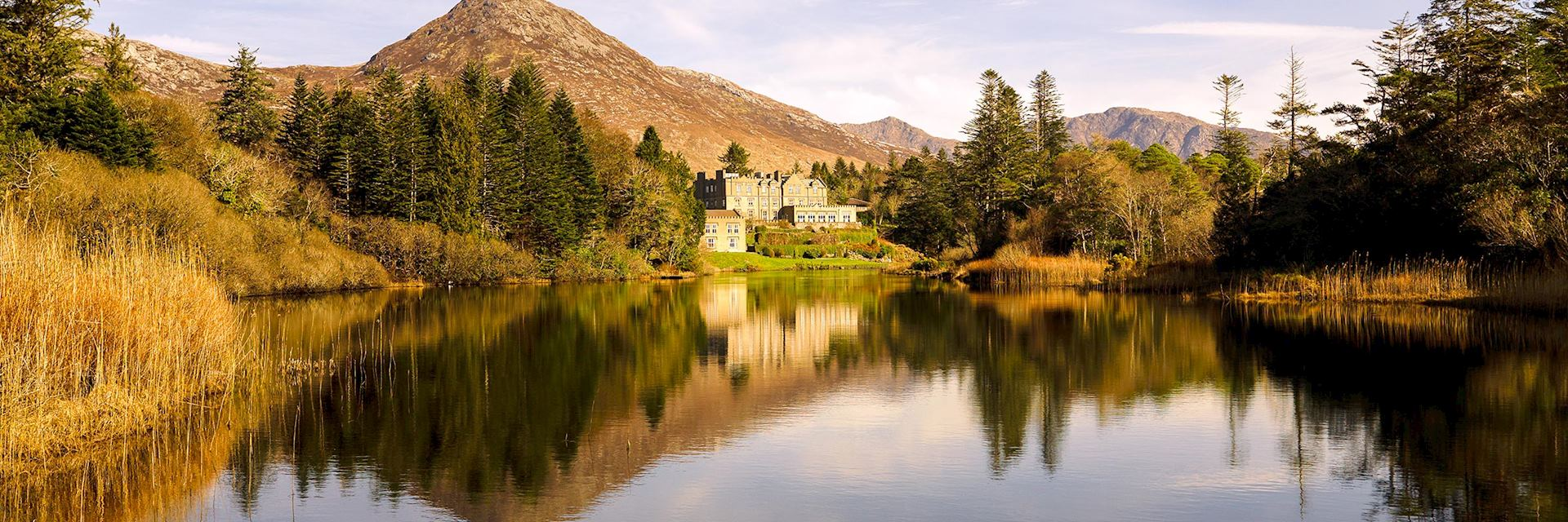 Ballynahinch Castle, Connemara