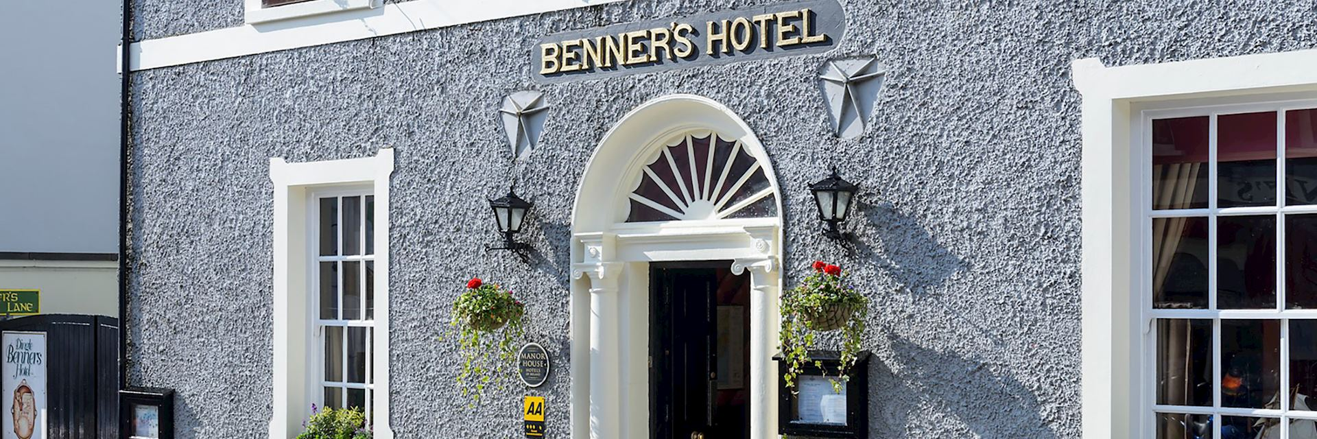 Dingle Benners Hotel, Dingle Peninsula