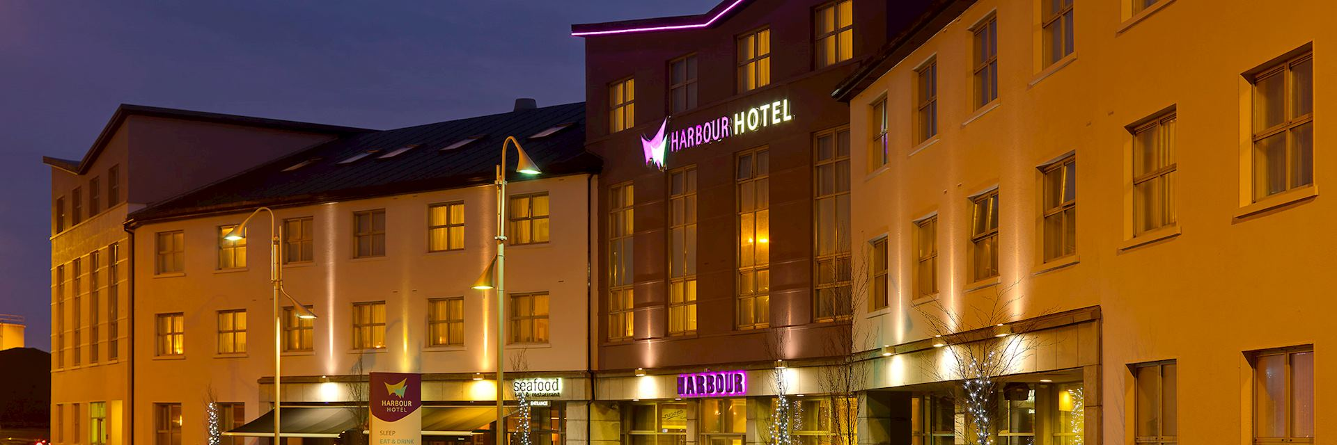 Harbour Hotel, Galway