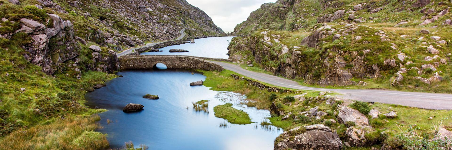 Black Lough, Gap of Dunloe, Killarney