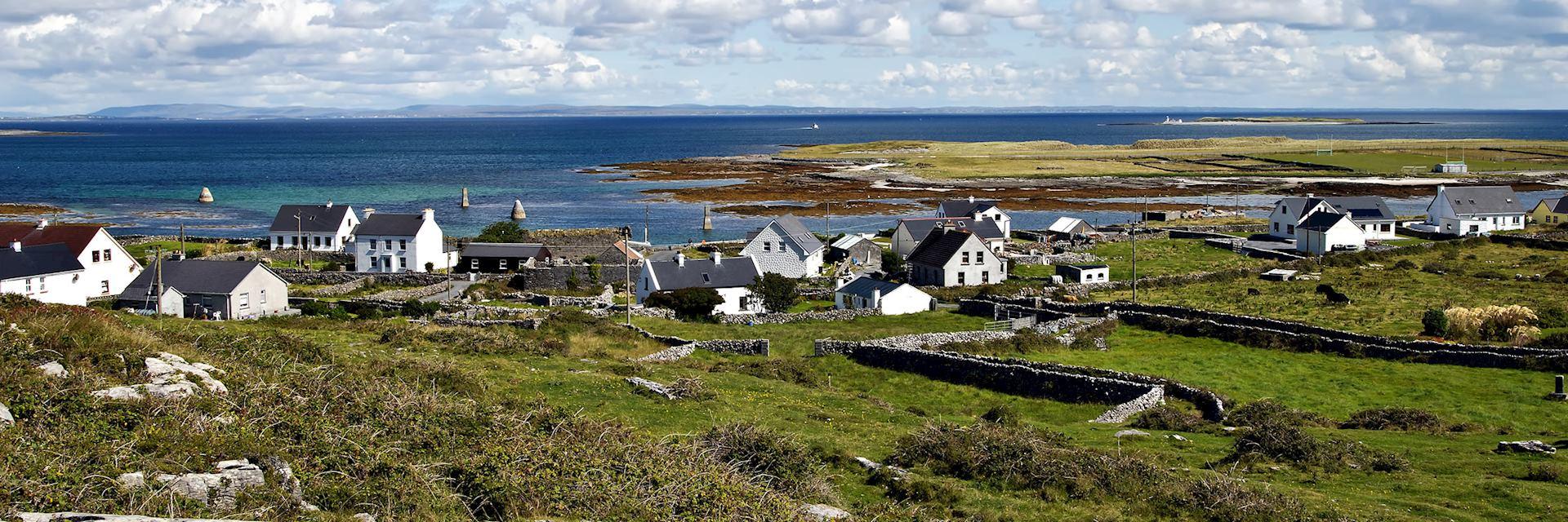 Aran Islands, Inis Mor