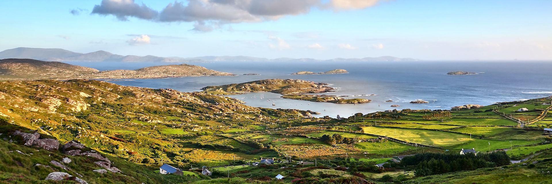 Ring of Kerry coastline, Ireland