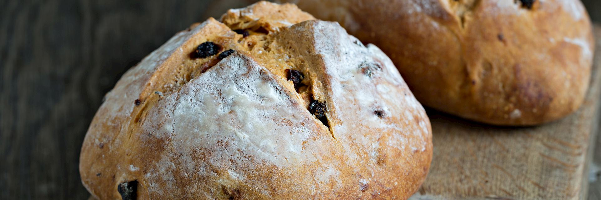 Soda bread, Ireland
