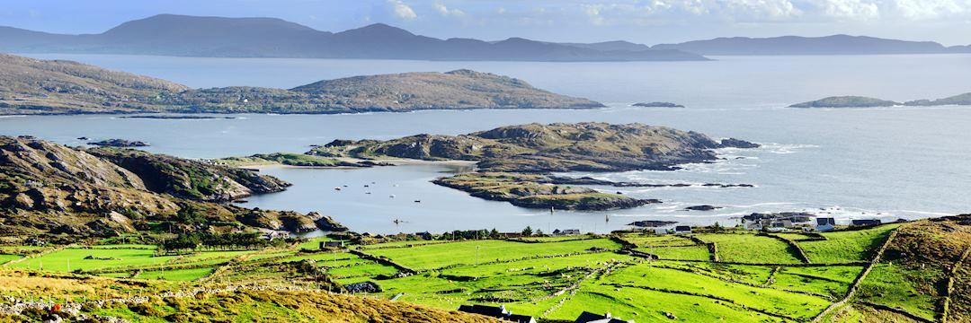 Abbey Island, west coast of Ireland
